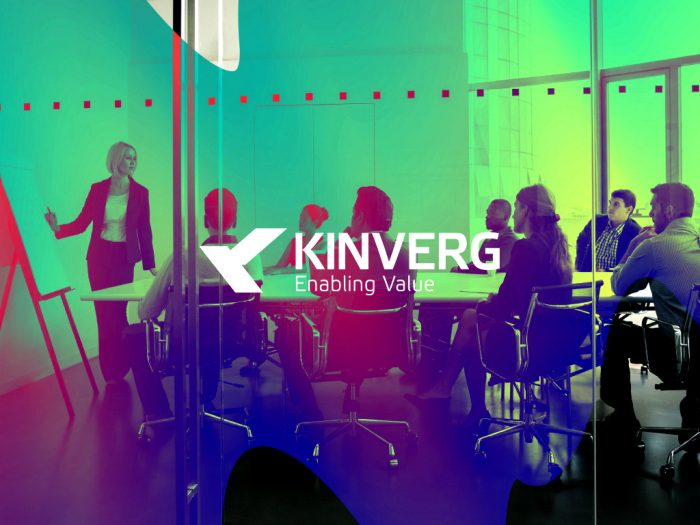 kinverg training development company lahore branding