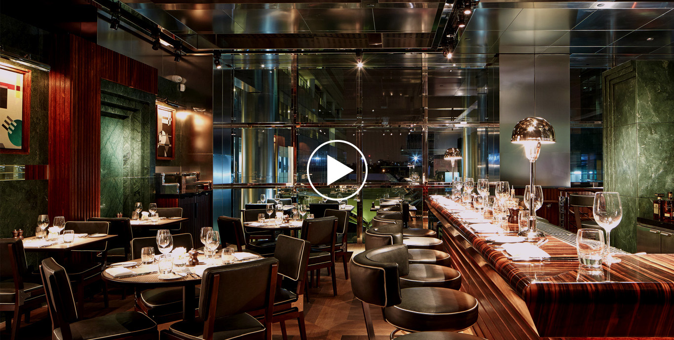 restaurant video production