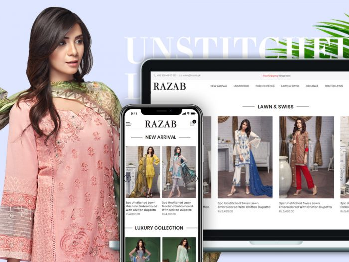 Razab Fashion clothing brand